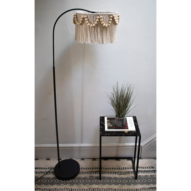 tassel light shade - pula 30cm