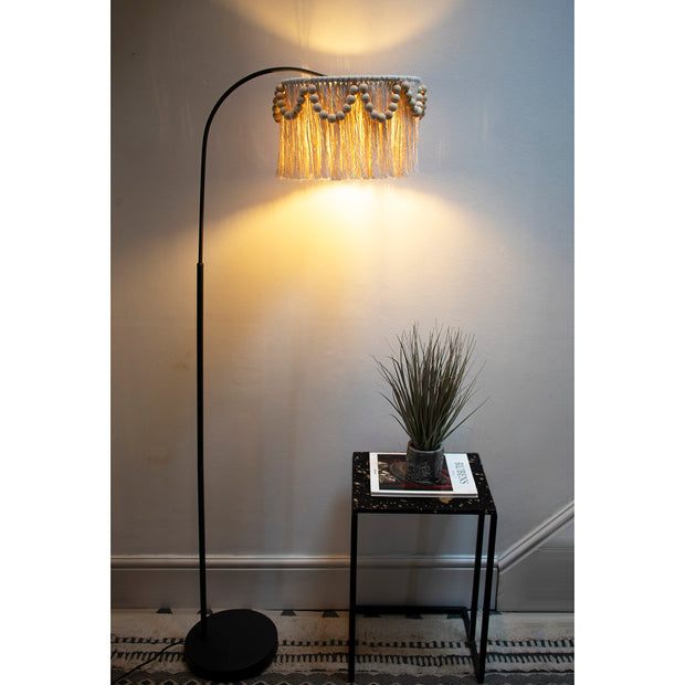 boho light shade pula 30 cm