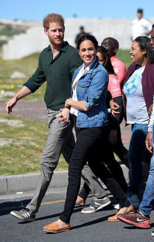 Meghan Markle Huaraches Mexico