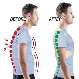Magnetic Back Pain Corrector - esilvia