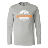 Adventure-Nation Longsleeve - Canvas Long Sleeve Shirt / Athletic Heather / S - T-Shirt
