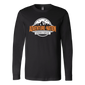 Adventure-Nation Longsleeve - Canvas Long Sleeve Shirt / Black / S - T-Shirt
