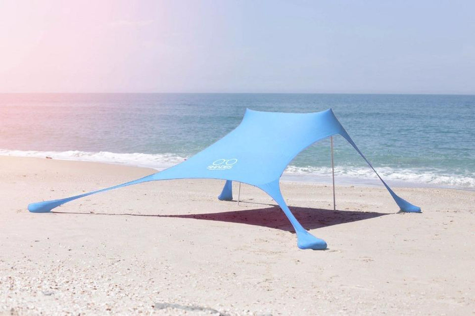 Beachmaster | Innovative Portable Sunshade - Tent