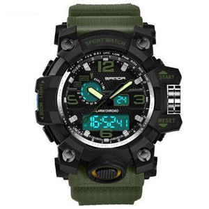C-Tec1 | Survival Chrono - Green - Watch