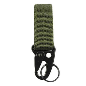 Carabiner Backpack Hook | Molle - Green - Gadget