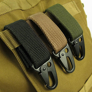 Carabiner Backpack Hook | Molle - Gadget