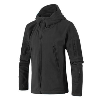 Fl1 | Thermal Fleece Jacket - Black / S - Jacket