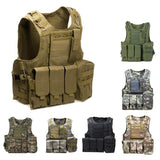 Gz1-Tac | Tactical Hunting Vest - Vest