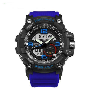 Kt4 | Military Style Watch - Blue - Watch