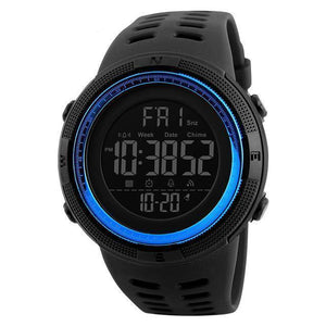 Kt5-Slim | Casual Slim Outdoor Watch - Blue - Watch