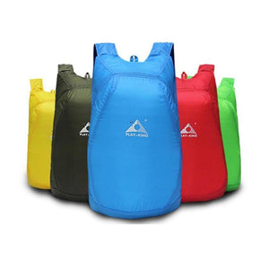 Portable Easy To Store Backpack - Backpack