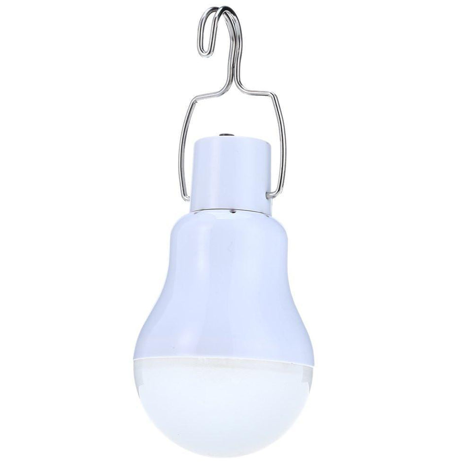 Rechargeable Solar Led Bulb - Light