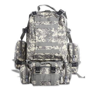 Rk2-M | Modular Outdoor Backpack - Acu-Camo - Backpack