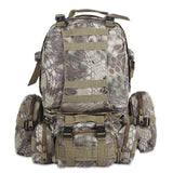 Rk2-M | Modular Outdoor Backpack - Desert - Backpack