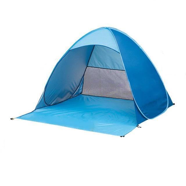 Sunport | Portable Pop Up Sunshelter - Blue - Tent
