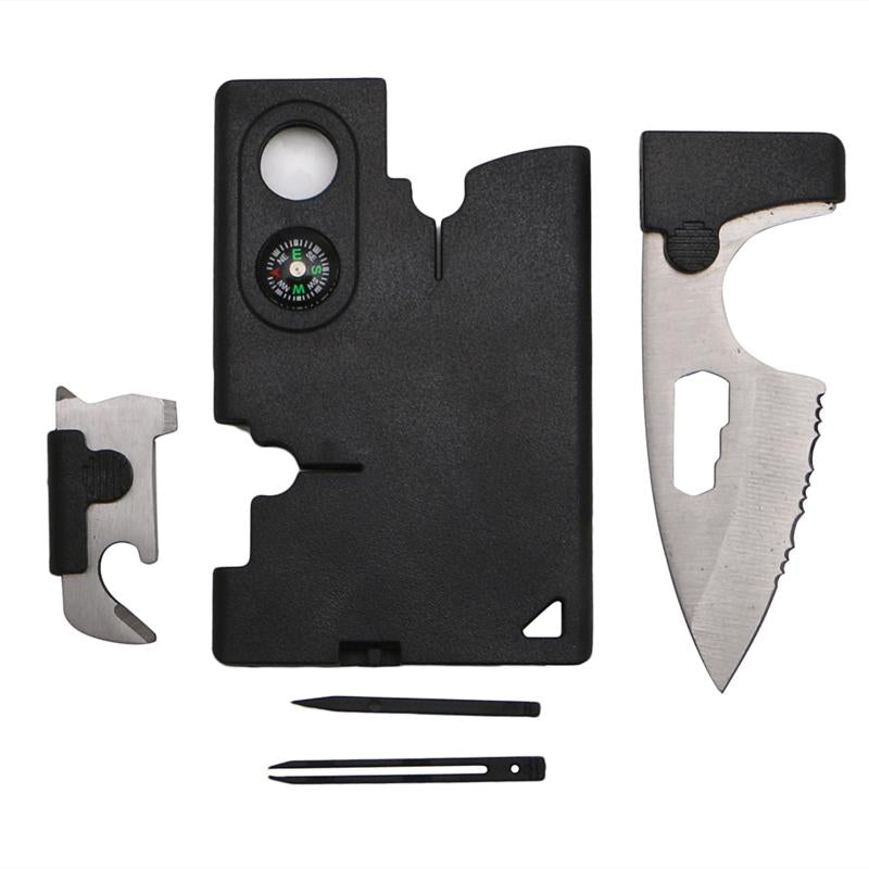 Tactical Style Credit Card Tool - Gadget