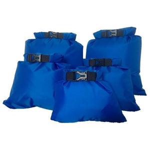 Waterproof Storage Bag Set - 5X Blue - Bag