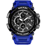 Xt5-Professional | Warrior Tactical Watch - Blue - Watch