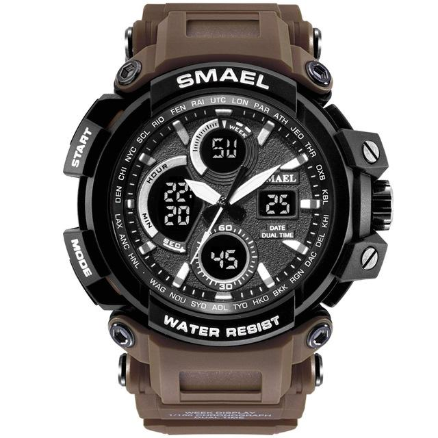 Xt5-Professional | Warrior Tactical Watch - Brown - Watch