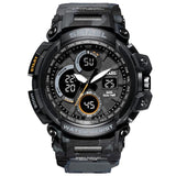 Xt5-Professional | Warrior Tactical Watch - Camo Gray - Watch