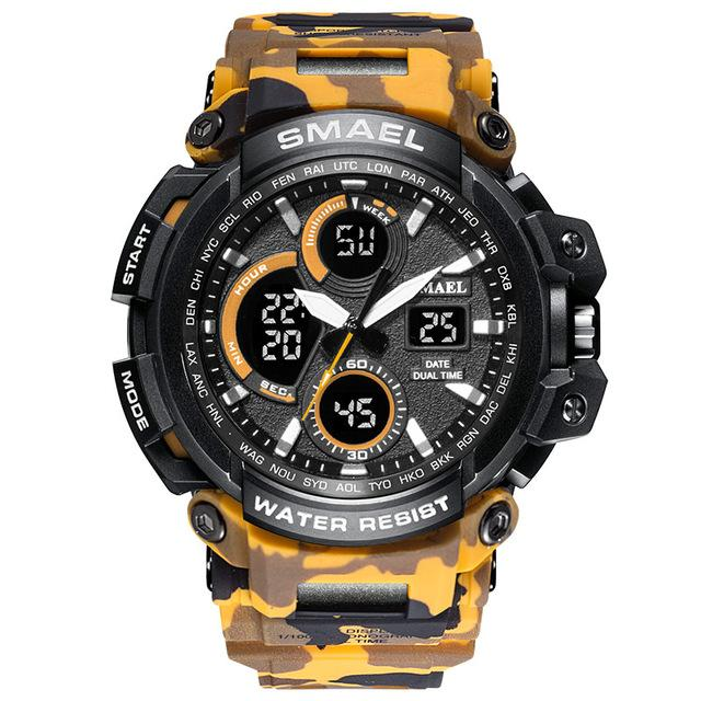 Xt5-Professional | Warrior Tactical Watch - Camo Orange - Watch