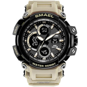 Xt5-Professional | Warrior Tactical Watch - Kahki - Watch