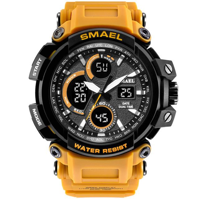 Xt5-Professional | Warrior Tactical Watch - Orange - Watch