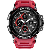 Xt5-Professional | Warrior Tactical Watch - Red - Watch