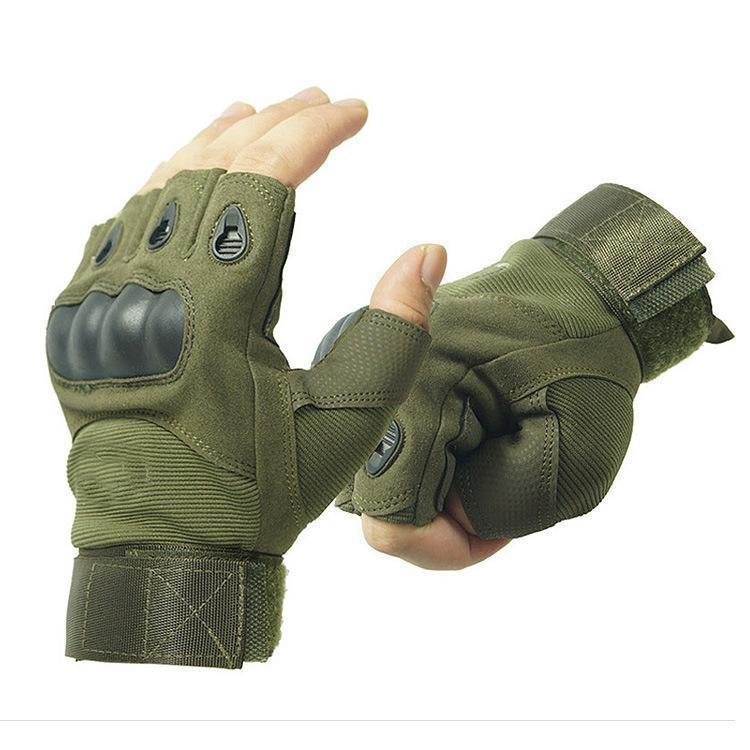 Z-1 | Fingerless Hunting Gloves - Gloves