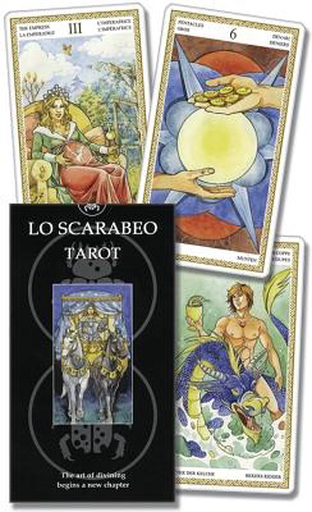Lo Scarabeo Tarot By Mark McElroy