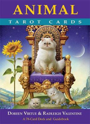 Animal Tarot Cards By Doreen Virtue and Radleigh Valentine