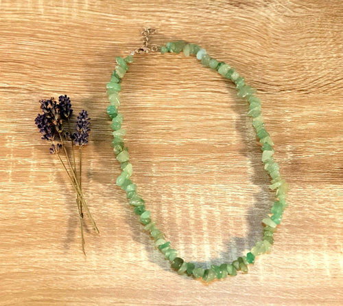 Chip Necklace - Aventurine