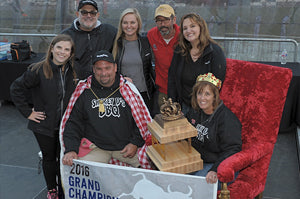 Smokey D's BBQ wins the World Series of BBQ (Again!) Only 2 weeks after winning National Chamionship