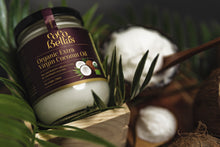 Load image into Gallery viewer, Cocobella's 230ml Raw Organic Extra Virgin Coconut Oil - Centrifuge Extracted