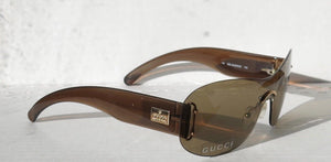 GUCCI Sunglasses GG 2448 - Brown - Gucci
