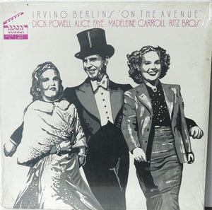 Irving Berlin ‎– Irving Berlin's On The Avenue - Hollywood Soundstage