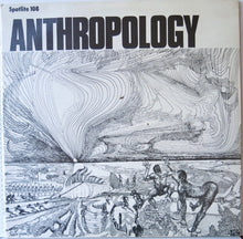 Anthropology - Barry Ulanov, Tadd Dameron Charlie Parker Vintage Jazz LP - Spotlite