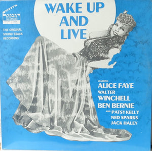 Wake up and Live Soundtrack with Alice Faye - Hollywood Soundstage