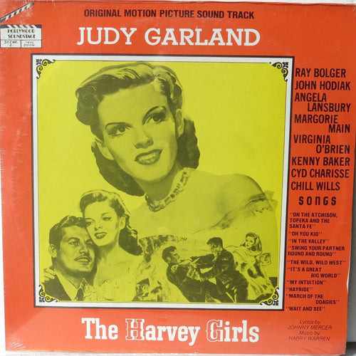 The Harvey Girls - Original Motion Picture Soundtrack) Judy Garland - Hollywood Soundstage