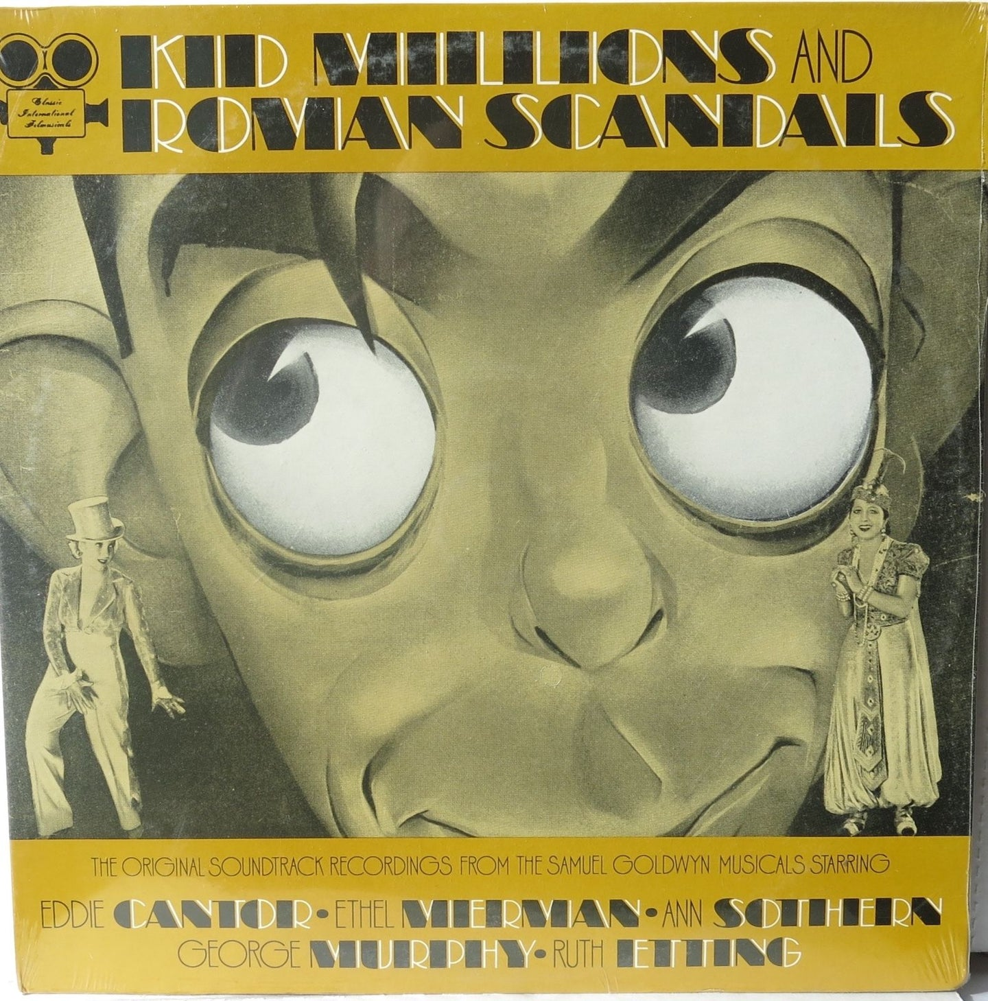 Kid Millions - Roman Scandals Soundtracks - Friedman & Sons