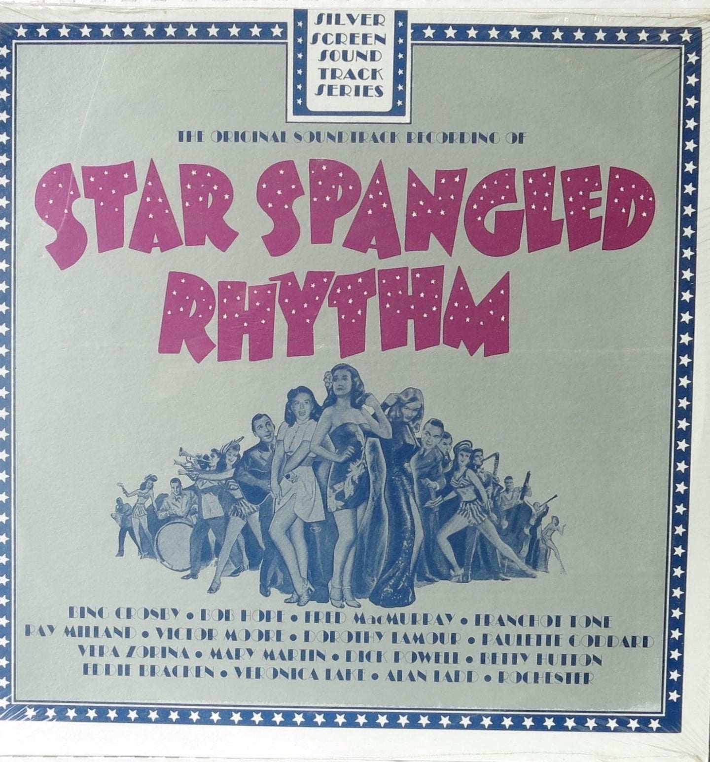 The Original Soundtrack Recording Of Star Spangled Rhythm - Curtain Calls