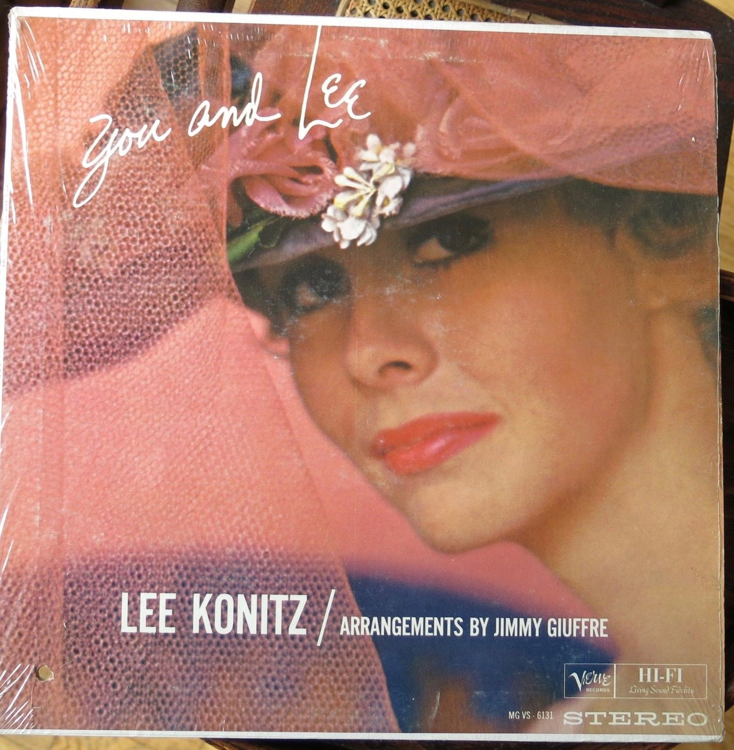 Lee Konitz - You and Lee - Verve