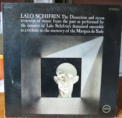 Lalo Schifrin - The Dissection And Reconstruction Of Music From The Past - Verve