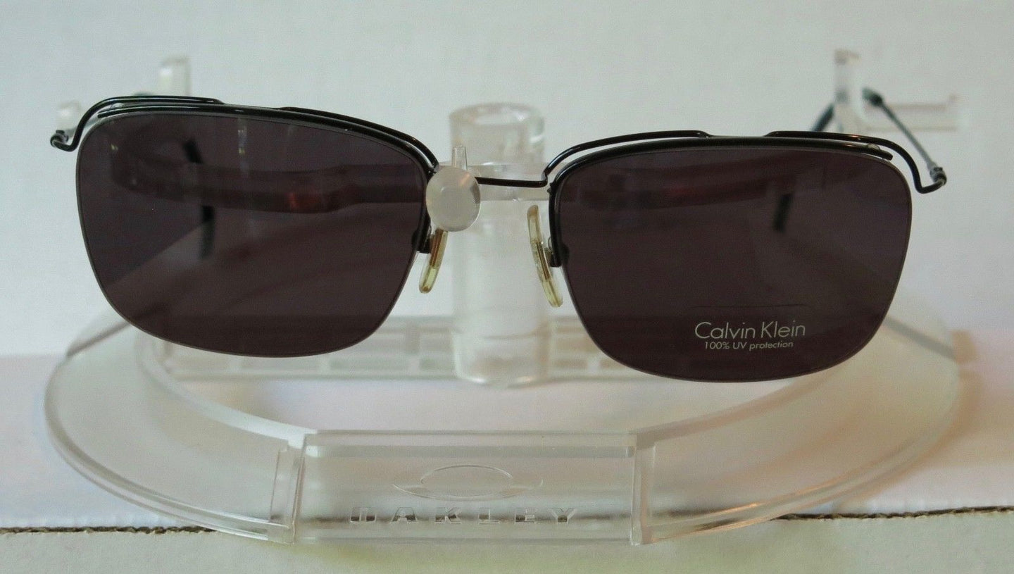 Calvin Klein Sunglasses CK 387S (Black) | Sunglasses by Calvin Klein