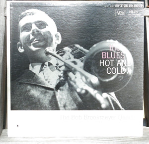 The Bob Brookmeyer Quartet ‎– The Blues - Hot And Cold - Verve