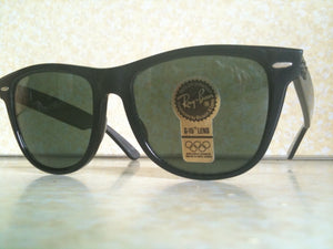 Ray Ban Sunglasses L 1724 Wayfarer - Never Worn Vintage - Ray Ban