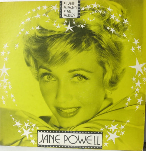 Jane Powell ‎– Silver Screen Star Series - Curtain Calls