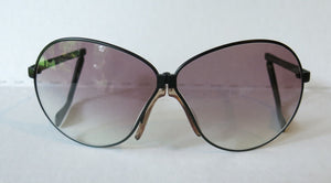 Porsche Carrera 5626-90 Black Folding Glasses - Porsche