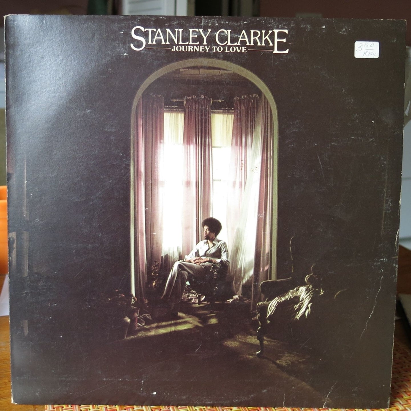 Stanley Clarke - Journey To Love - Atlantic