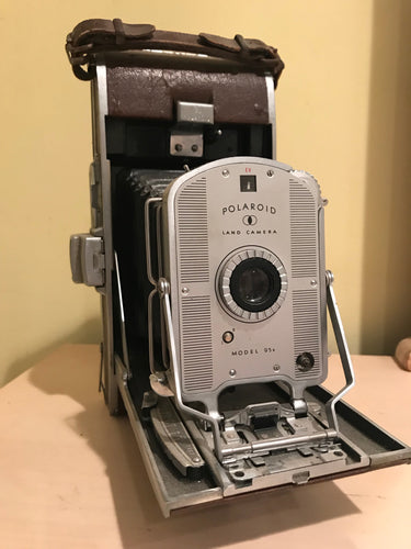 Polaroid 95B Land Camera Ex Condition - Friedman & Sons